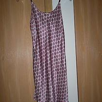 Victoria's Secret 100% Silk Chemise/nightie Size M Photo