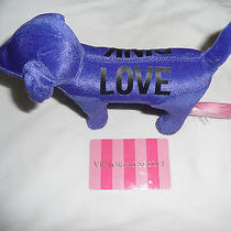 Victoria's Secret 20 Gift Card & vs Pink Velvet Dog  Photo