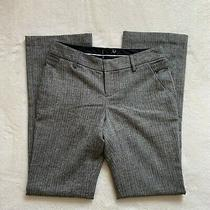 Victoria's Secret 6 Tall Lined Tweed Winter Dress Pants Trousers Christie Fit Photo