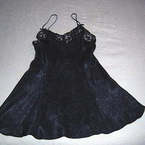 Victoria's Secret Black Nightie  - Size M Photo