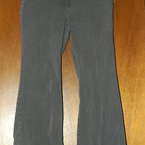 Victoria's Secret Body by Victoria Christie Fit Pants Size 6 Chalkboard Photo