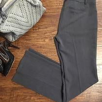 Victoria's Secret Christie Fit Gray Dress Pants Size 8 Long Photo