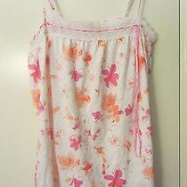 Victoria's Secret Cotton Floral Nightie Size M Photo