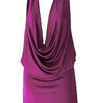 Victoria's Secret Cowlneck Sleeveless  Dress Size M Photo