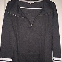 Victoria's Secret Fleece Half Zip Pullover Medium Photo