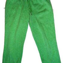 Victoria's Secret Green Sweat Pants S Photo