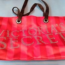 Victoria's Secret Holiday Edition Tote Bag  Photo