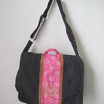 Victoria's Secret Messenger Bag Shoulder Sz 17