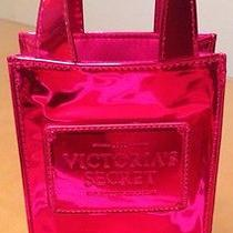 Victoria's Secret Metallic Pink Gift Bag Photo