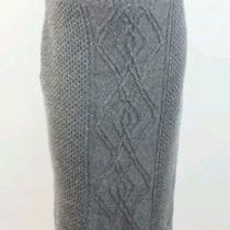 Victoria's Secret Moda Sweater Cable Skirt Sz Xl 16 18 Photo