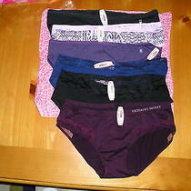 Victoria's Secret Panty Lot of 6 Brand New W/tags (5 Pairs Size Xl 1 Pair Xl) Photo