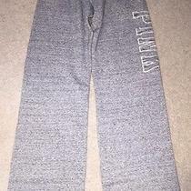 Victoria's Secret Pink Boyfriend Sweat Pants Size Xsmall Photo