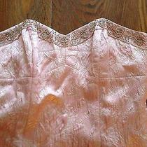 Victoria's Secret Pink & Gold Corset Size Small Photo