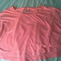 Victoria's Secret Pink Half Shirt Xs Photo