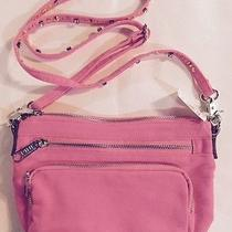 Victoria's Secret Pink Hot Pink/coral Bag Purse New With Tag  Photo