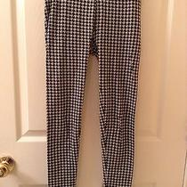 Victoria's Secret Pink Houndstooth Leggings Photo
