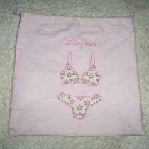 Victoria's Secret Pink Lingerie Bag Mother's Day Gift Photo