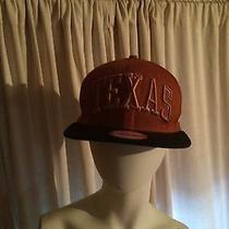 Victoria's Secret Pink Texas Longhorn College Baseball New Era Hat  Photo