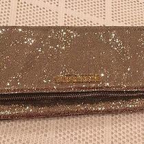 Victoria's Secret Sequin Clutch in Gold Photo