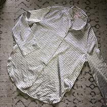 Victorias Secret Silk Ls Pajama Top Size Xs  Photo