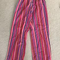 Victoria's Secret Striped Pajamas S Photo