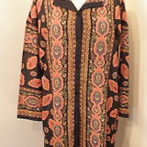 Victoria's Secret - Vintage Bohemian Dress Robe  - S Photo