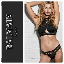 Victoria's Secret vs X Balmain Black High-Neck Bra 34d Photo