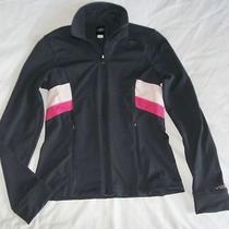 Victoria's Secret Vsx Body-Wick Gray & Pink Track Jacket Small Nwt 64 Photo