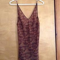Victoria's Secret Women's S Leopard/animal Print Chemise Babydoll Nightie Photo