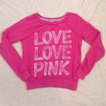 Victoria's Sectet Pink Sweatshirt Photo
