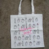 Victoria Secret Cotton Tote Bag Photo