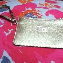 Victoria Secret Gold Wristlet Photo