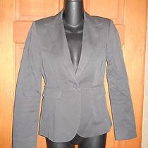 Victoria Secret Graphite Gray Jacket  Sz 2 Photo