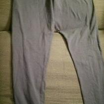Victoria Secret Gray Leggings Large Photo