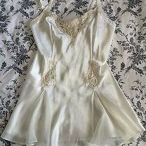 Victoria Secret Ivory Size L Nighty Photo
