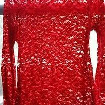 Victoria Secret Lace Top Photo