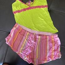 Victoria Secret Pink 2pc. Lounge Set - Pajamas Size Med  Photo