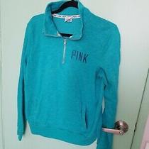 Victoria Secret Pink Sweatshirt Medium Photo