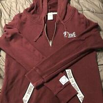 Victoria Secret Pink Sweatshirt Size M Photo