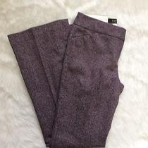 Victorias Secret Body by Victoria the Christie Fit Pants Sz 0 Wool Blend Career Photo