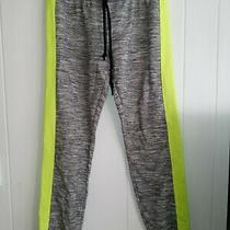 Victorias Secret Pink Lounge Joggger Pants Womens Size S Gray Photo