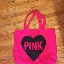 Victorias Secret Pink Tote Bag Large Photo