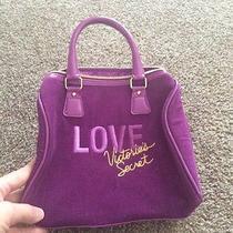 Victorias Secret Purple Purse Photo