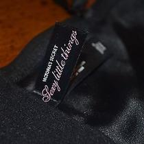 Victorias Secret Sexy Little Things Black Corset Photo