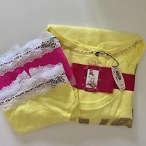 Victorias Secret Sleep Shirt Underwear Set Size L Photo