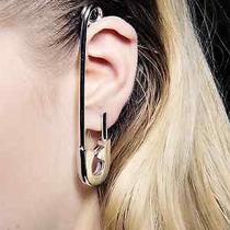 Viktor & Rolf Giant Safety Pin Earring Photo