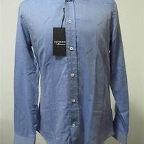 viktor&rolf Men's  Blue Shirt L 52  New Photo