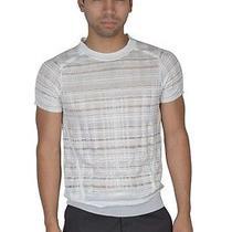 Viktor & Rolf White Short Sleeves See Through Men's Shirt Us S It 48 Photo