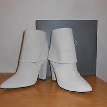 Vince Camuto Amya Classic Cream Womens Ankle Hi Boot Size 10 M Photo