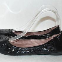 Vince Camuto Black Ballet Flats Shoe Size 7.5 B Photo